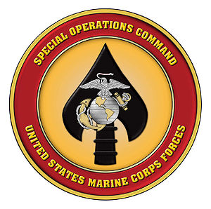 United States Marine Corps Special Operations Capable Forces - MARSOC emblem