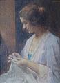 MA Zwiller-Jeune femme à la couture-Musée sundgauvien.jpg