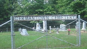 Germantown Colony and Museum - Historic Germantown Cemetery