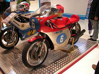 MV Agusta 350 racers