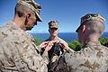 MWHS-1 Marines visit hallowed ground 131101-M-JG138-422.jpg