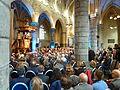 Maastricht-39e Diesviering in de St. Janskerk (Universiteit Maastricht) (15).JPG