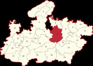 Damoh (Lok Sabha constituency)