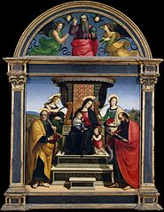Colonna Altarpiece