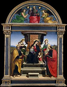 Madonna and Child Enthroned with Saints.jpg
