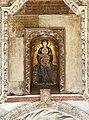 Madre di Dio Platytera nel portale della Cattedrale di Palermo. - panoramio.jpg