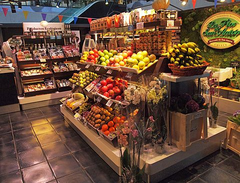 Reviews of local markets in Madrid
