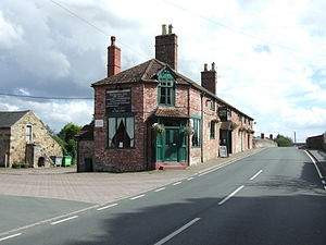 Maesbury - The Navigation Inn in Maesbury Marsh