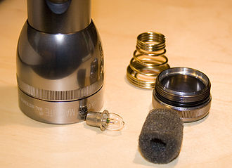 Maglite - Image: Mag tailcap