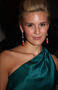 Photo de Maggie Grace