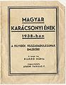 Magyar Karácsonyi Ének 1938.jpg