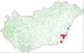 Magyarország Települési román kisebbségi önkormányzati választás 1994.png