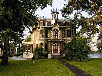 Cowansville - Nesbitt House, Cowansville