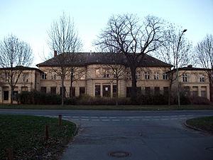 Malchow (Berlin) - Image: Malchow Gutshaus 01