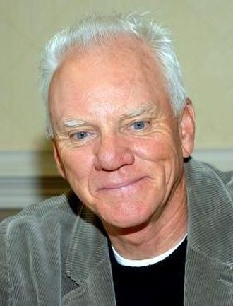 Malcolm McDowell - McDowell in 2008