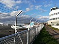 Malmi Airport, Helsinki. Planes and the building.jpg