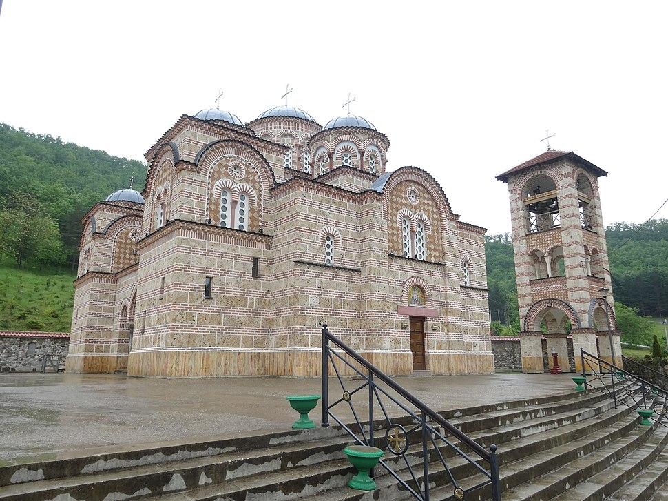 Manastir Ćelije, Valjevo, 002