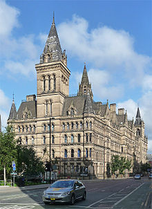Manchester Town Hall from Princess Street.jpg