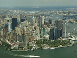 Manhattan Sud, New York City.jpg