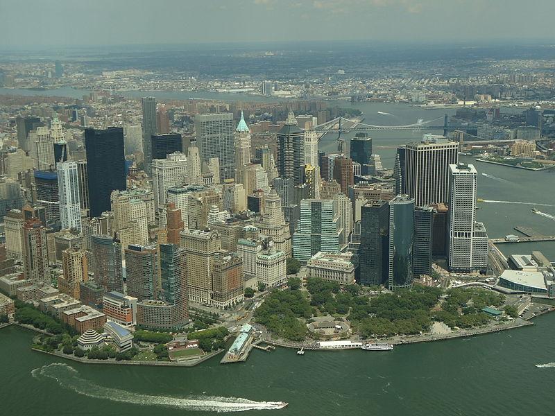 File:Manhattan Sud, New York City.jpg