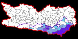 Carinthian Slovenes - 1971 census