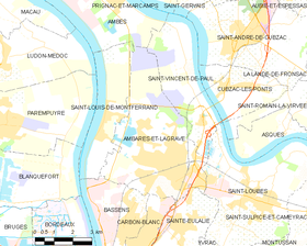 Map commune FR insee code 33003.png