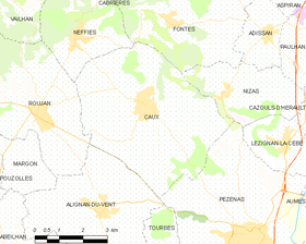 Map commune FR insee code 34063.png