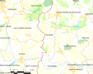 Map commune FR insee code 35225.png