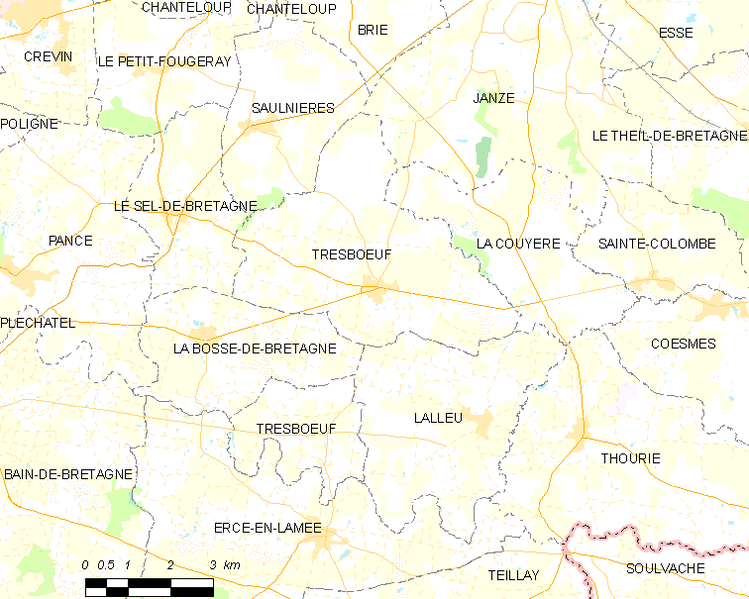 Archivo:Map commune FR insee code 35343.png