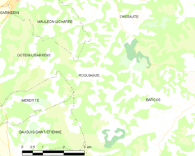 Map commune FR insee code 64468.png