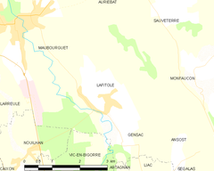 Map commune FR insee code 65243.png