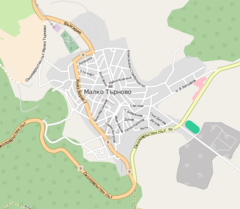 Map of Malko Tarnovo.png