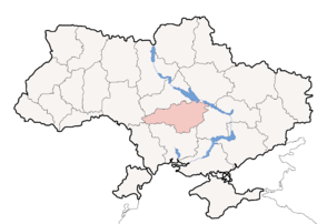 Map of Ukraine political simple Oblast Kirowohrad.png