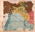 Map of eastern Turkey in Asia, Syria and western Persia ethnographical.jpg