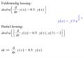 Maple løser differentialligning.png