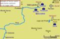 Mappa Battaglia di Tarvisio (1809).png