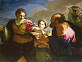 Maratta, Carlo - Rebecca and Eliezer at the Well - 1655-1657.jpg