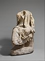 Marble statue of a draped seated man MET DP118087.jpg