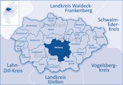 Marburg-Biedenkopf Marburg