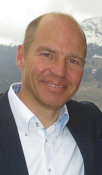 Marc Girardelli - Marc Girardelli in April 2014