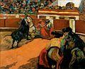 Marcel Leprin scène de corrida.jpg