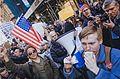 March against Trump, New York City (30914159006).jpg