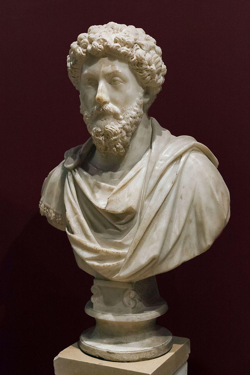Marcus Aurelius bust Istanbul Archaeological Museum - inv. 5129 T.jpg