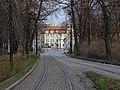 Mariánské hradby, Chotkova.jpg