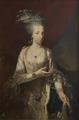 Maria Amalia, 1746-1804, ärkehertiginna av Österrike hertiginna av Parma - Nationalmuseum - 15307.tif