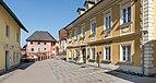 Maria Saal Am Platzl 7 Marktgemeindeamt und Bischofweg 2 Kanonikatshaus 27022015 0113.jpg