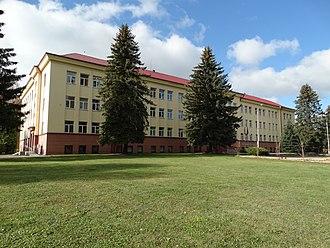 Marijampolė - Image: Marijampolės kolegija