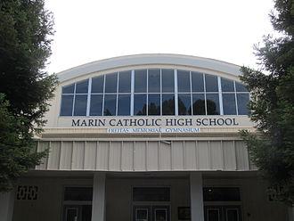 Marin Catholic High School - Image: Marin Catholic High School