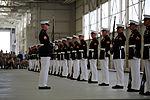 Marine Corps Battle Color Detachment performs at MCAS Beaufort 140318-M-UU619-829.jpg