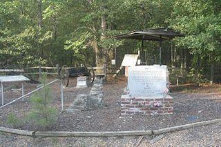 Marks Mills Battleground State Park United States historic place